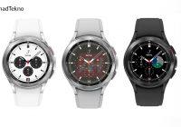 Mengintip Desain Jam Tangan Samsung Wear OS Terbaru