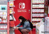 Nintendo Luncurkan Konsol Game Switch Teranyar