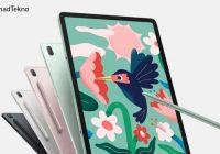 Samsung Umumkan Galaxy Tab S7 FE dan Tab A7 Lite